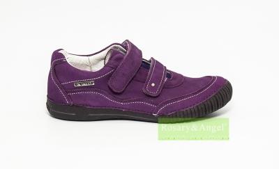 dd80cf53e8 Két tépőzáras lányka zárt cipő 036-25AL