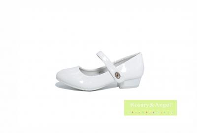 4078a6b278 Lányka alkalmi cipő Y2400-4 W