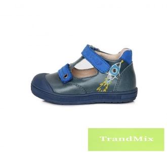 f4ba4be925 rosary Tépőzáras megoldású, supinált, fiú nyitott cipő DA03-1-324