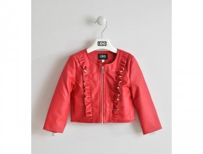 Lányka bőrhatású dzseki W361-00-2256 M f1f25d0a29
