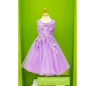 4696e49b24 Lányka koszorúslány ruha 8001