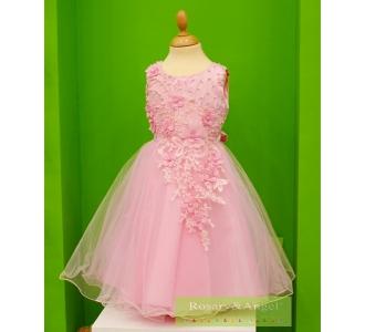 5ef7c34c15 Lányka koszorúslány ruha 8001 R