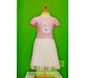 b55e1e42db Lány ruha, méret: 128