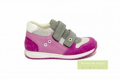 3509a92652 Két tépőzáras, kislány sportcipő 1350-405952