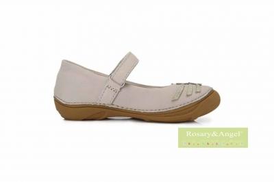 47108f9cbe rosary Tépőzáras megoldású lányka nyitott cipő 046-3L